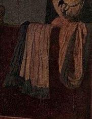 Vermeer Johannes The_Loveletter_echarpe