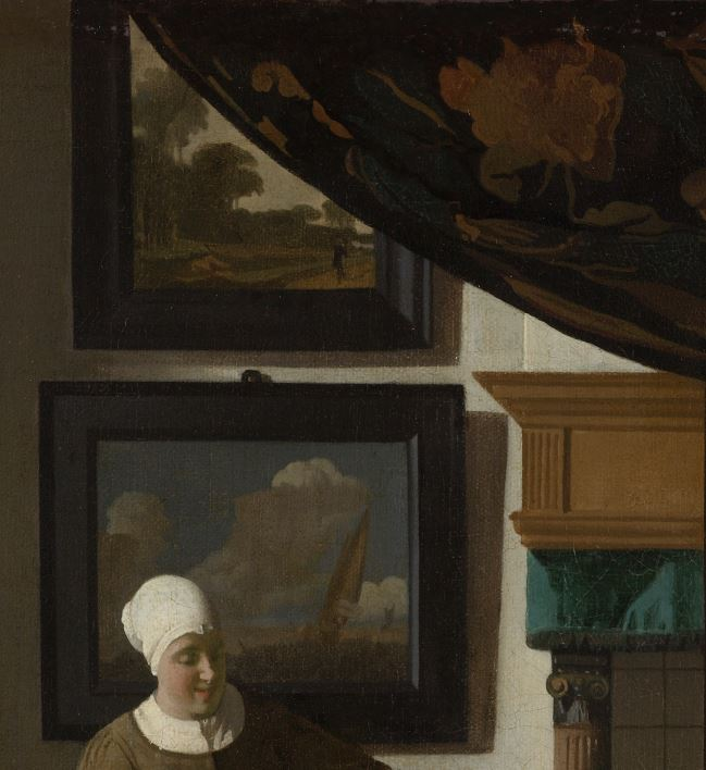Vermeer Johannes The_Loveletter_tableaux