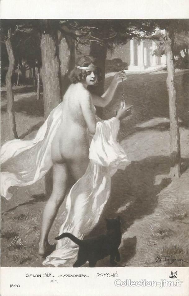 faugeron salon 1912