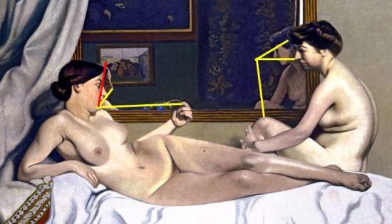 vallotton Le repos des modèles1905 Kunstmuseum Winterthur shema