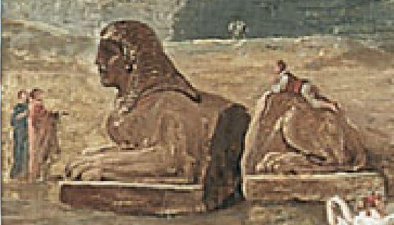 hubert-robert-1798-lobelisque-montreal-detail-sphinx