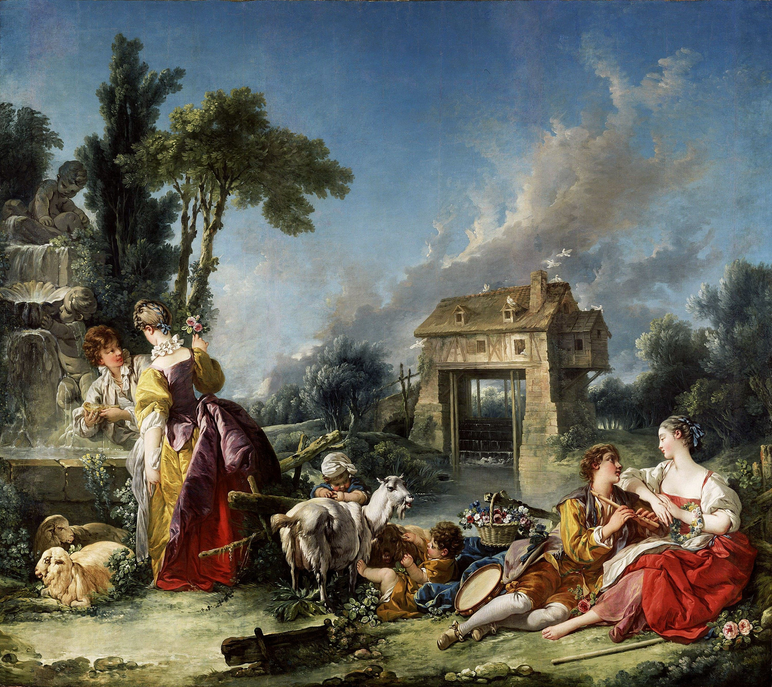 boucher-1748-la-fontaine-damour-getty-museum-malibu