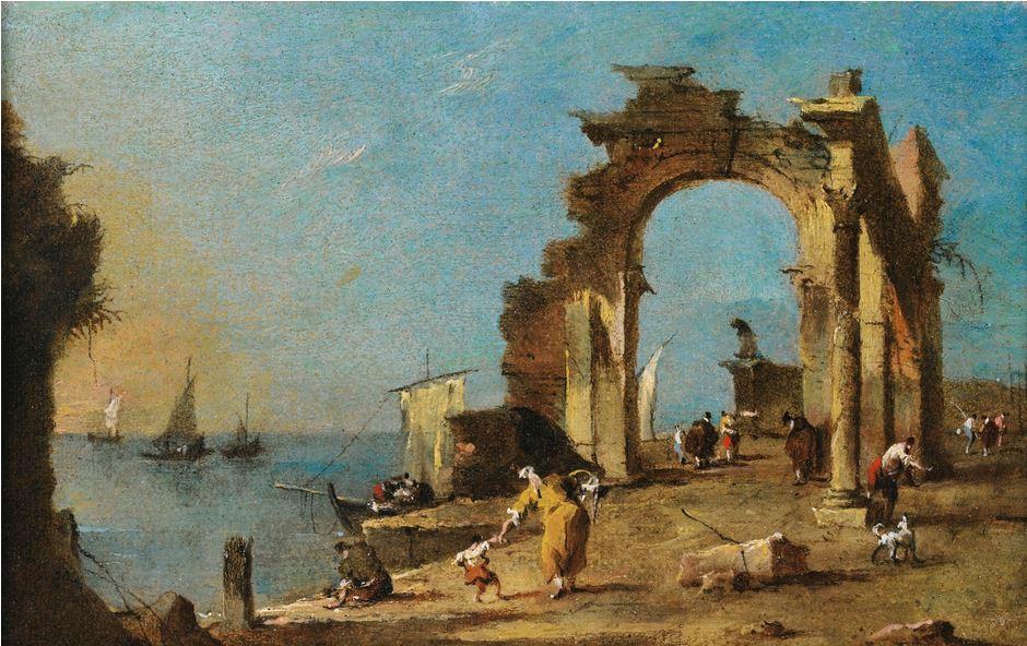 guardi-1785-ca-capriccio-avec-un-arc-pres-de-la-lagune-coll-priv