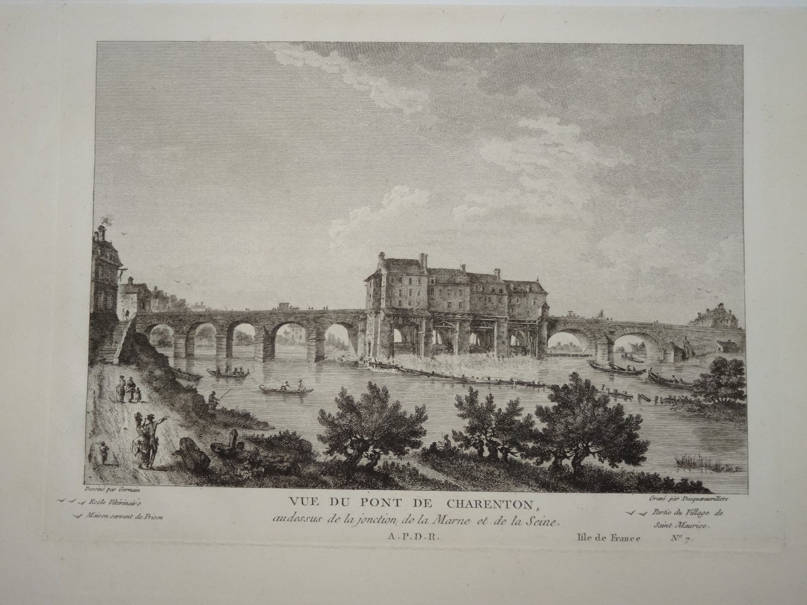 pont-de-charenton-dessin-germain-graveur-decquevauvillers-fin-xviiieme