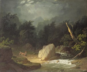 Bingham 1852-53 The_Storm Wadsworth Atheneum Museum of Art