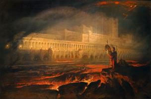 Martin John 1841 Le_Pandemonium_Louvre 184 x 123 cm