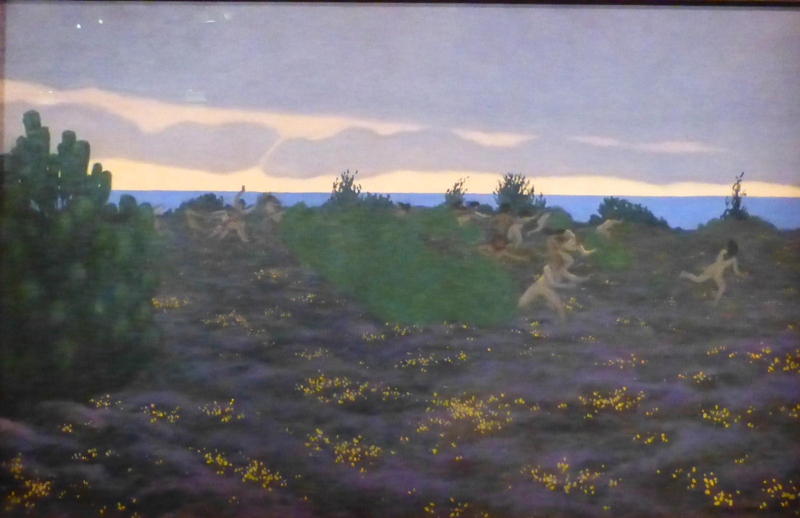 soir antique, 1904