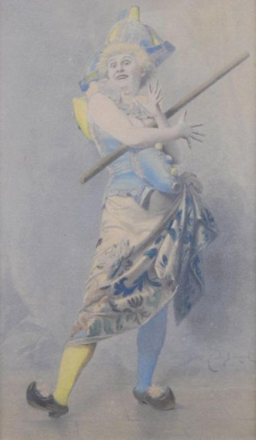 Emile Bayard 1886-87 Madame Polichinelle