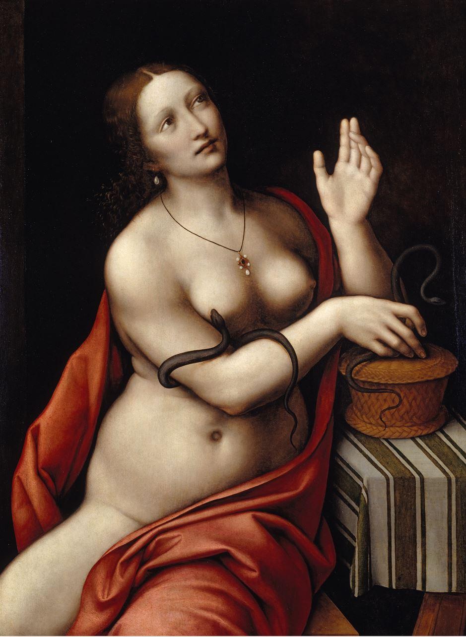 Giampetrino Suicide pour l'honneur 1520 ca Cleopatra Bucknell University Lewisburg