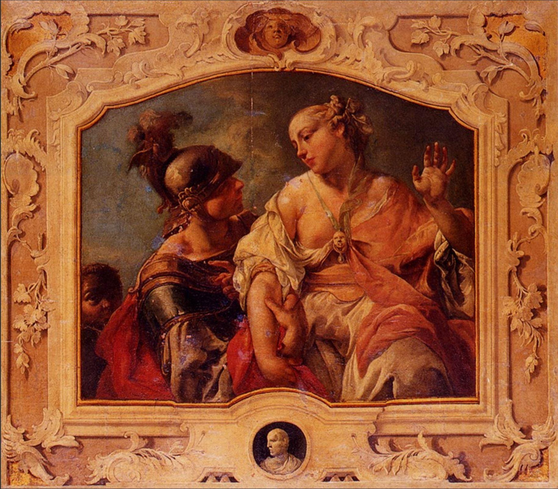 Guarana Jacopo Paris And Helen Of Troy