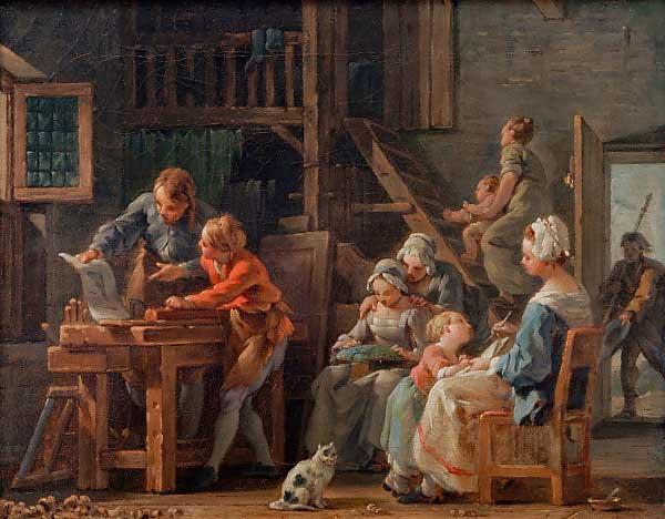 Halle, l education des pauvres, 1764-1765 coll part