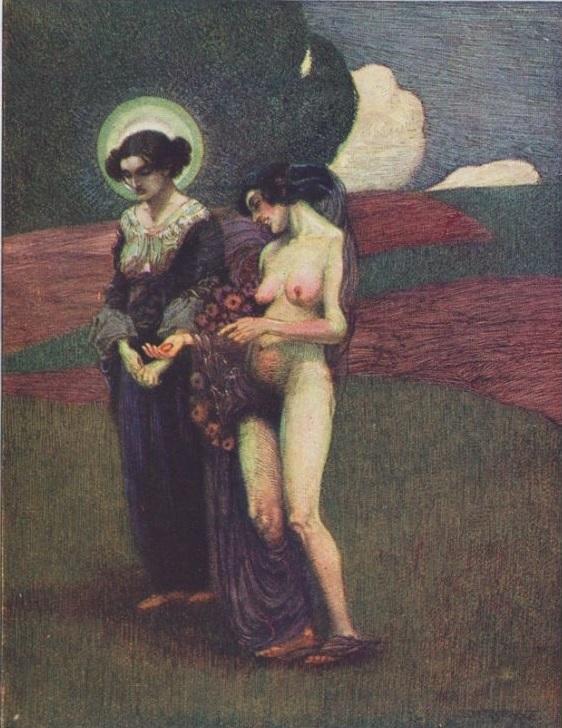 Hruby, Sergius Allegorie1902