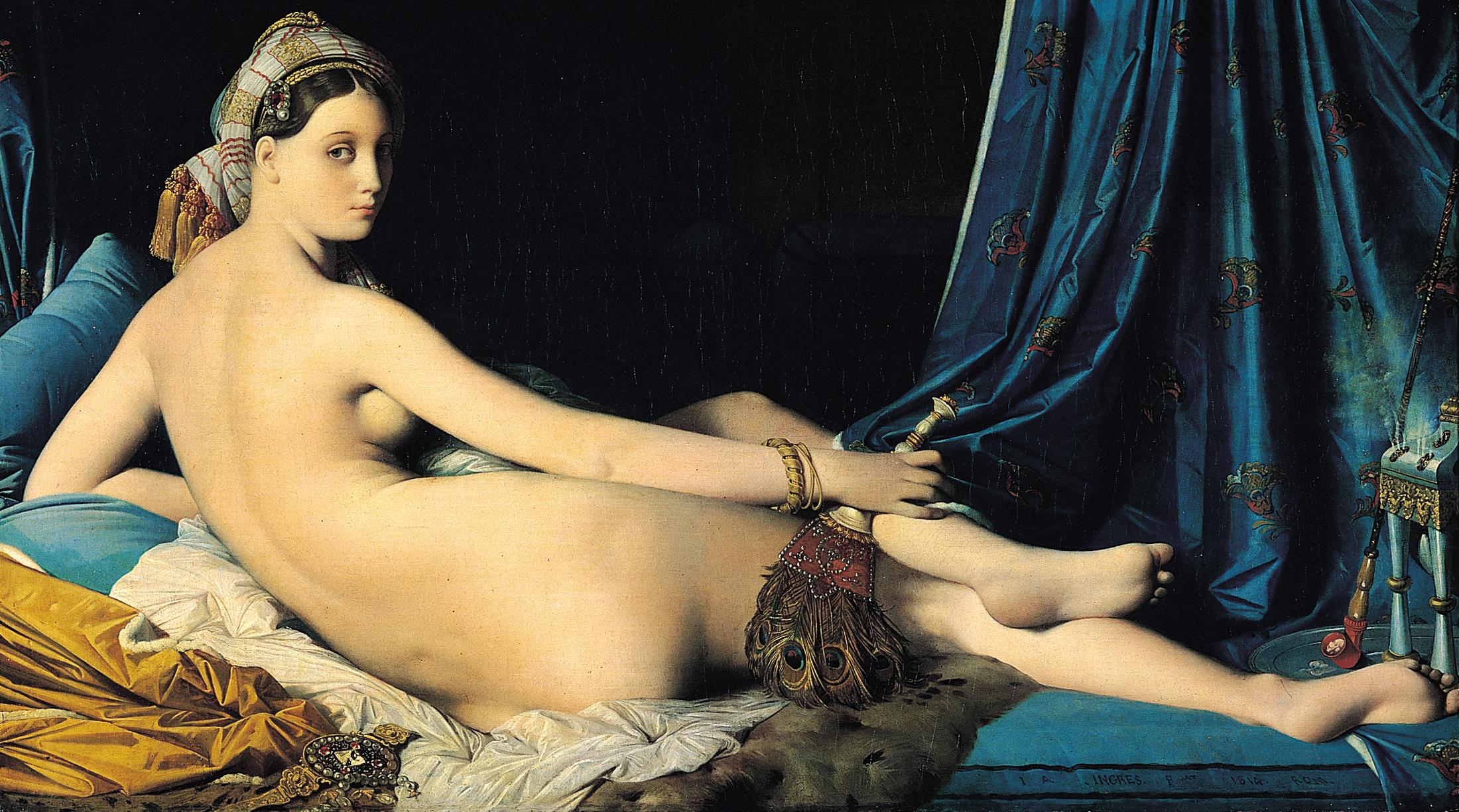 Ingres,_La_Grande_Odalisque,_1814