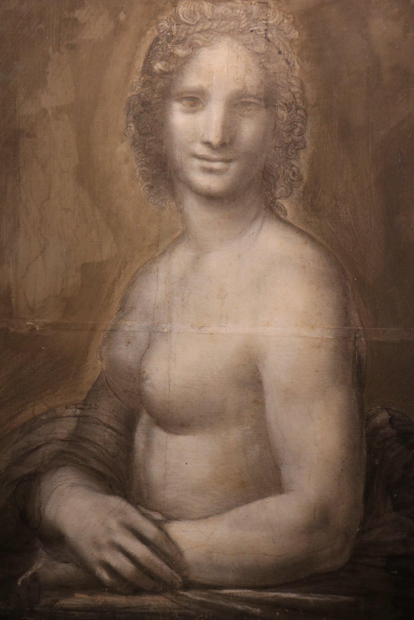 Jonconde Nue Musee conde Chntilly