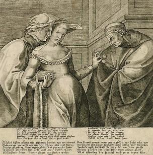 La_femme_entre_les_deux_ages 1565-67 pieter-perret
