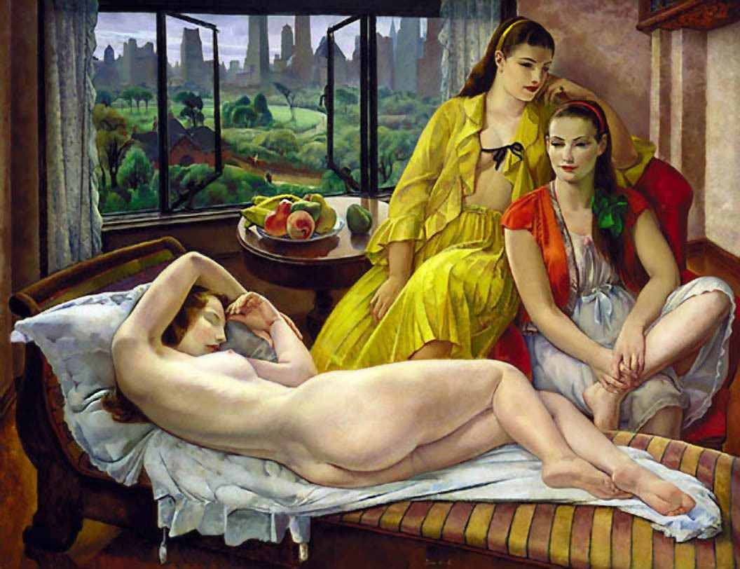 Leon Kroll Summer, New York, 1931