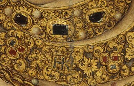 Portraits-Of-Henry-The-Pious-Renaissance-Lucas-Cranach-the-Elder detail bijou