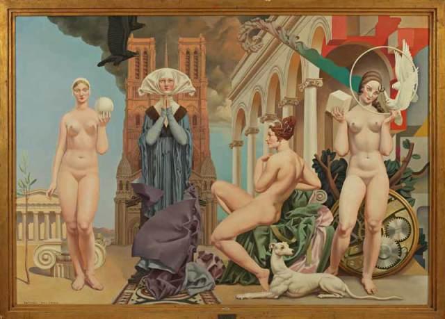 Raphael-Delorme Les Styles 1927