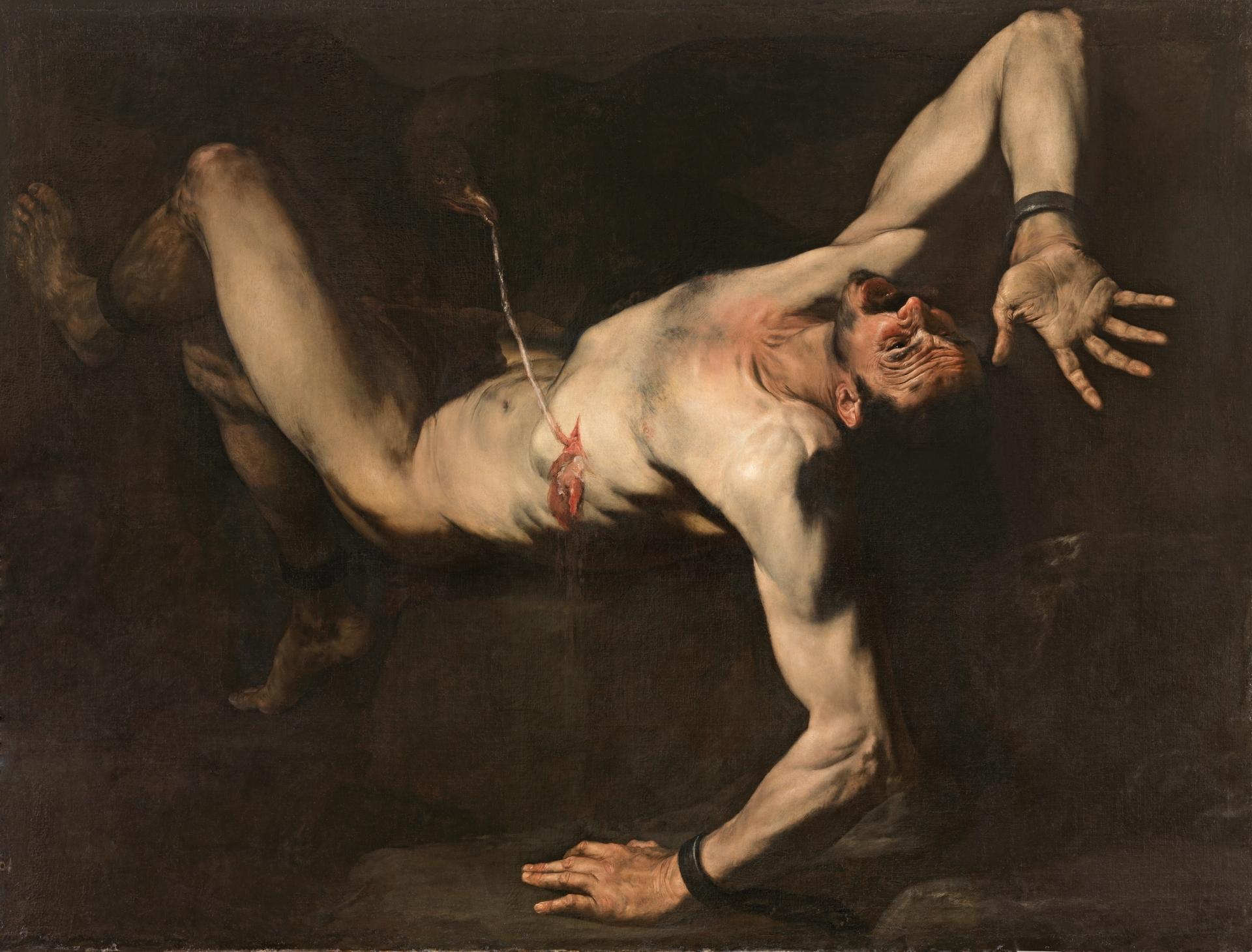 Ribera 1632 Tityus Prado