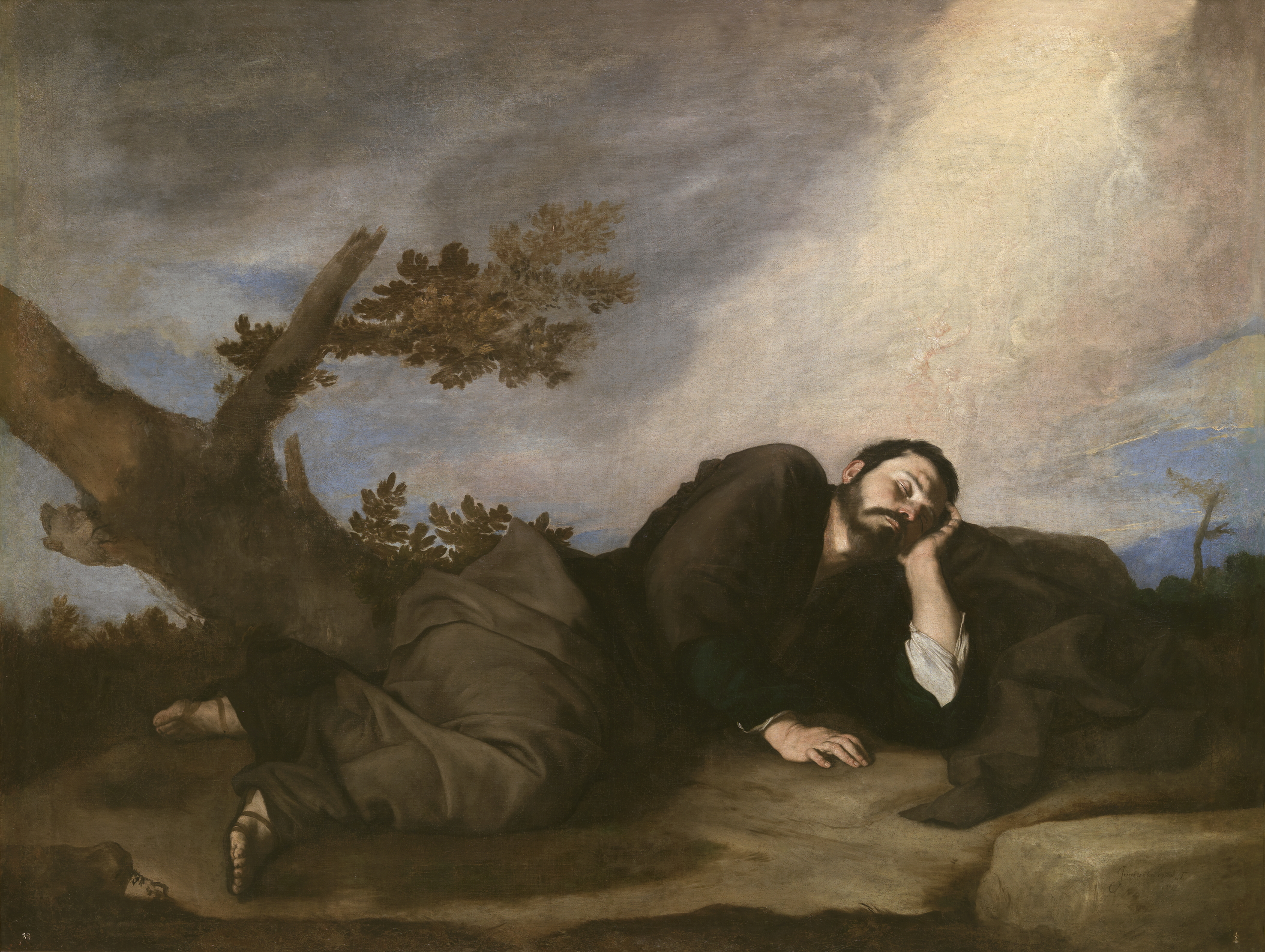 Ribera 1639 Dream of Jacob Prado