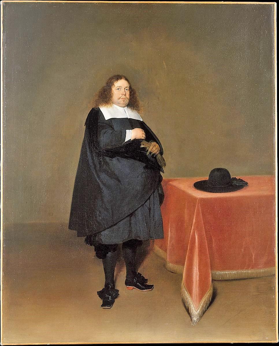 Ter Borch 1666-67 Burgomaster_Jan_van_Duren_MET