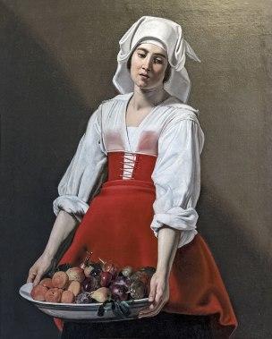 Tournier 1630 Paysanne à la coupe de fruits fondation Bemberg Toulouse