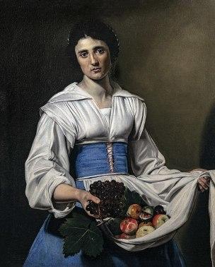 Tournier 1630 Paysanne aux fruits fondation Bemberg Toulouse