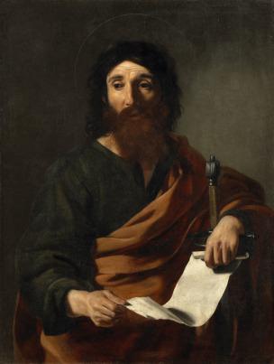 Tournier 1630 ca Saint Paul Musee des Augustins Toulouse