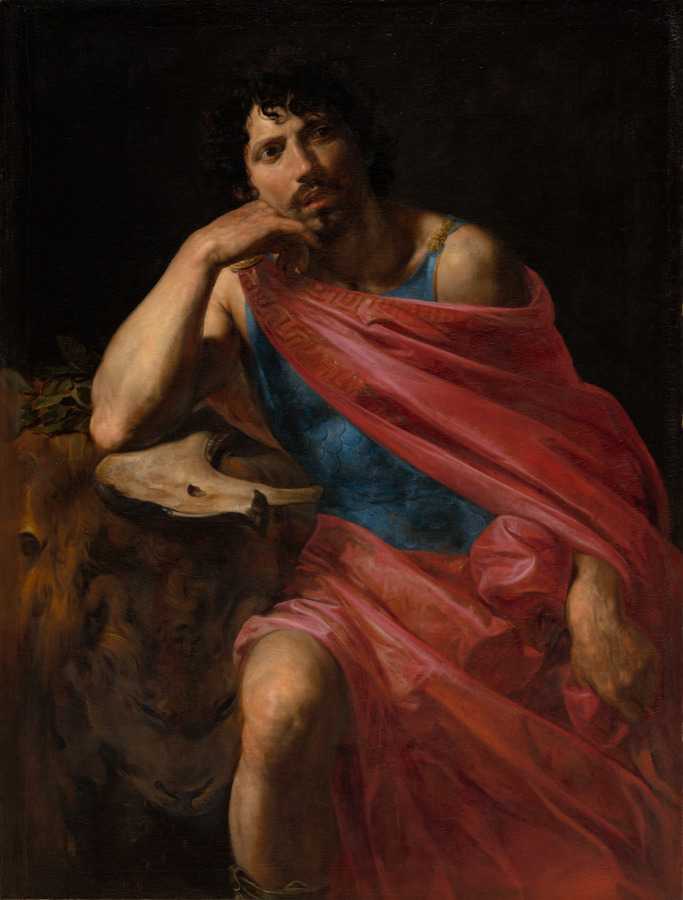 Valentin de Boulogne Samson, 1630-31. The Cleveland Museum of Art,