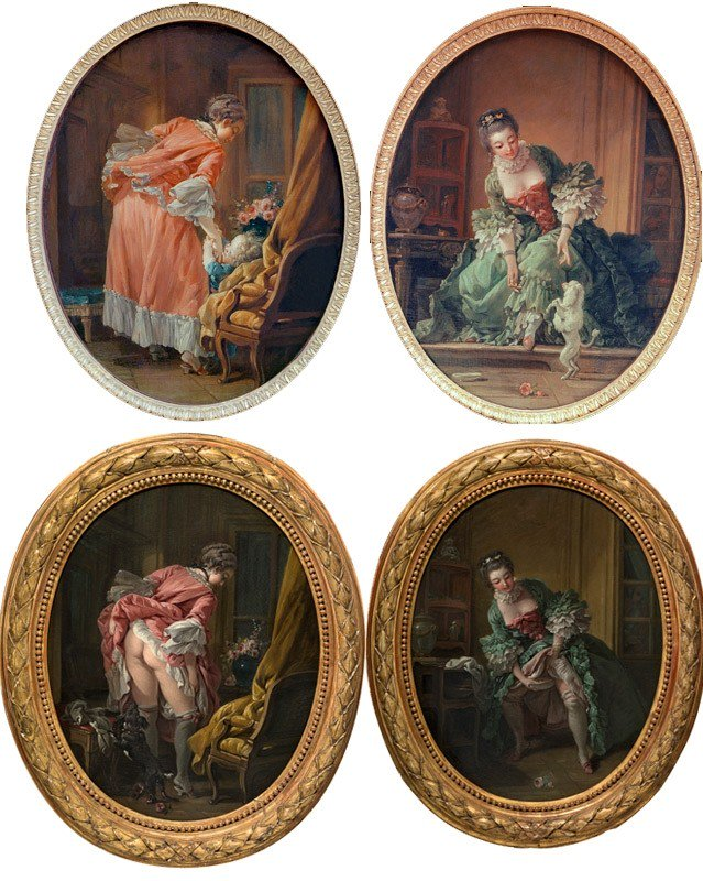 boucher 1742 tableaux superposes