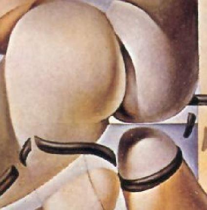 dali jeune-vierge-autosodomisee-par-les-cornes-de-sa-propre-chastete-1954 detail