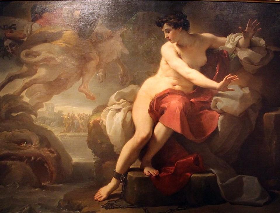 gandolfi Ubaldo 1770 Persee et Andromede collez._comunali,_bologna