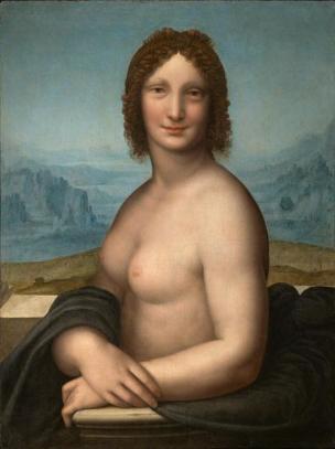 Leonardo: Gioconda Nuda Museo di Vinci potrebbe essere sua