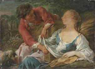 halle salon de 1763 la-cage-derobee---or-ie-voleur-adroit coll priv