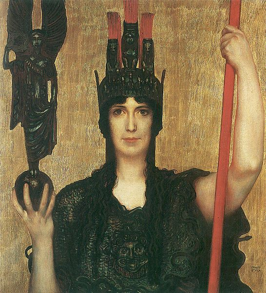 pallas_athena_-_franz_von_stuck_1898 coll part