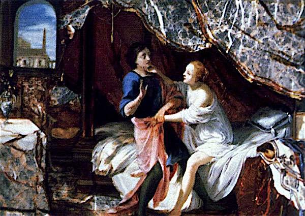 stella 1631 Joseph et la femme de Putiphar Coll. David Rust (USA).
