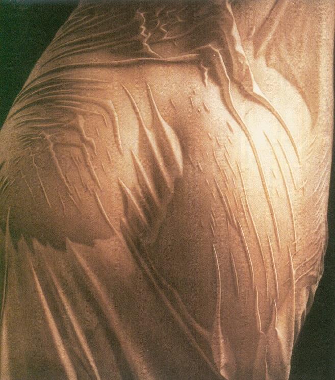 willi kissmer zwei seiten 1995 gravure verso