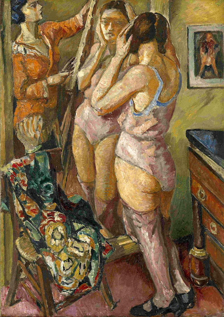 1930ca-mela-mutter-model-at-the-mirror