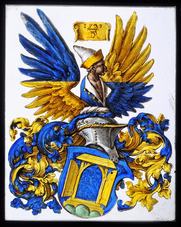 Blason, 1523