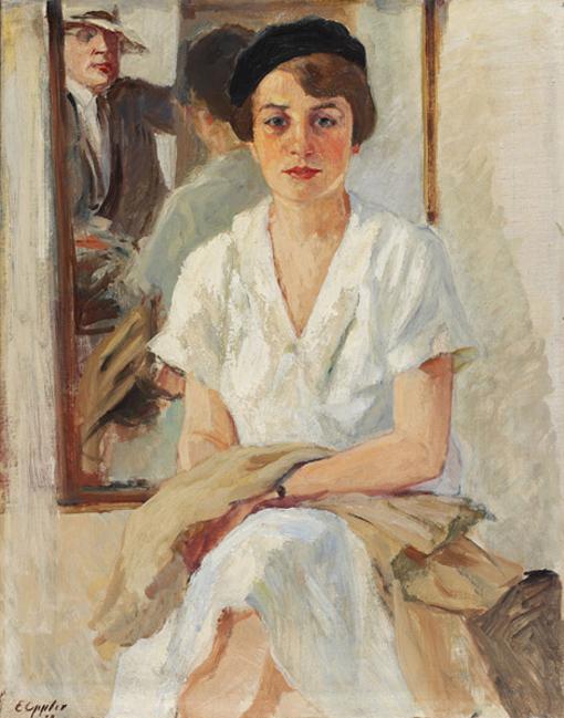 Der-maler-und-jo_oppler_1928