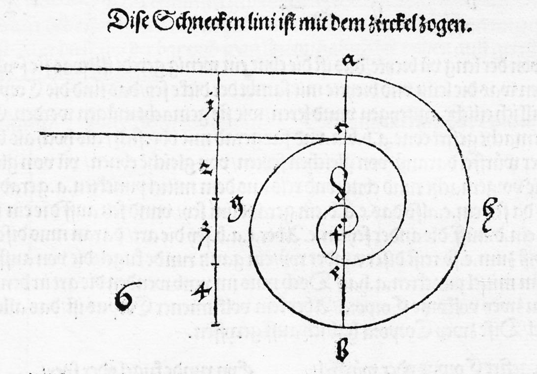Duerer_Underweysung_der_Messung_fig_001_page_010 premier livre