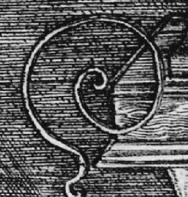 Durer 1514 Saint Jerome dans son etude_spirale_inversee