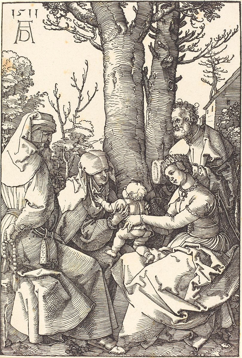 Durer_-_The_Holy_Family_with_Joachim_and_Anne_under_a_Tree