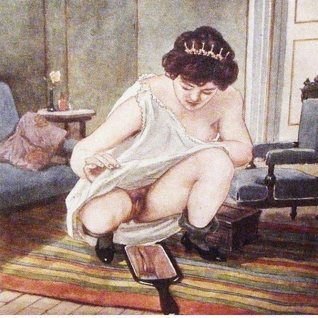 Gerda Wegener miroir intime