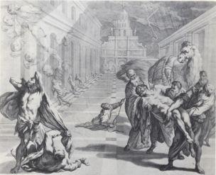 Tintoret The Translation Of St. Mark etat original