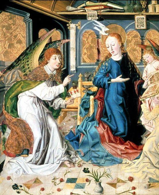Flugelaltar Meister des Eggelsberger Altars Oberosterreich 1481