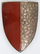 Messenger badge, metropolitan museum