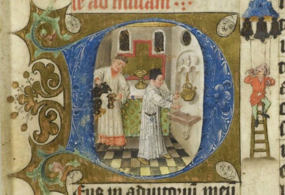 Pontificale ecclesiae beatae Mariae Trajectensis Un iversite d'Utrecht