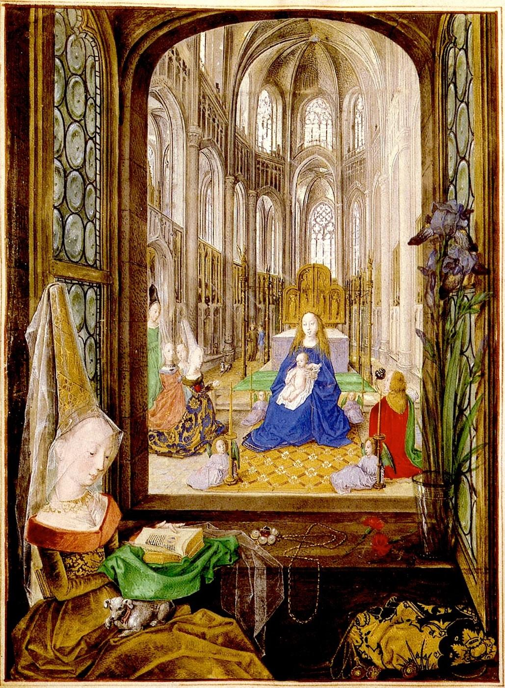 Stundenbuch_der_Maria_von_Burgund_Wien_cod._1857_14v 1477
