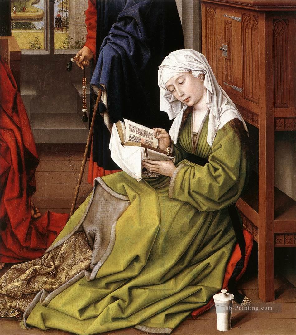 The-Magdalene-Reading-Netherlandish-painter-Rogier-van-der-Weyden National Gallery